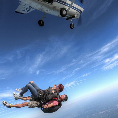 Saut en Parachute à Périgueux