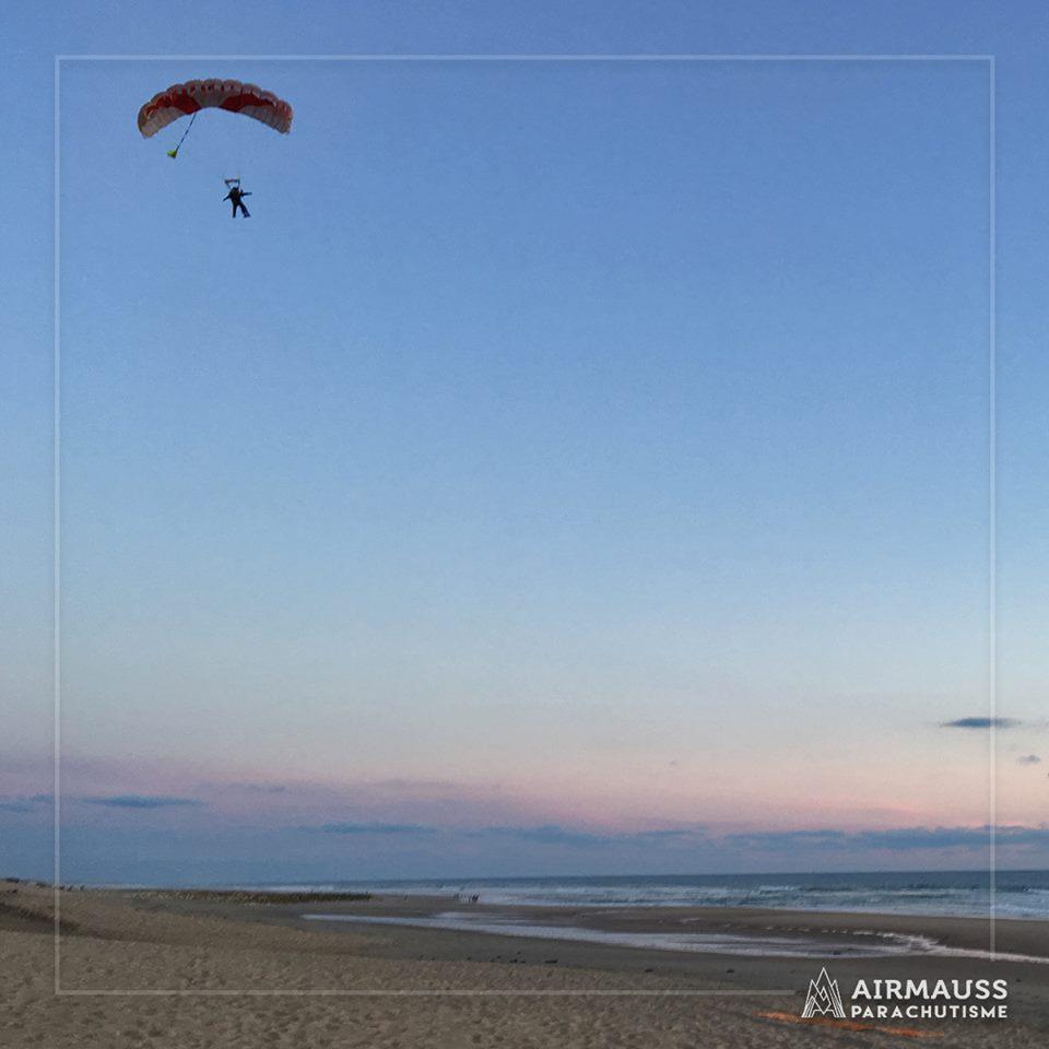 À quel âge peut-on sauter en parachute ?
