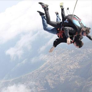 Saut en Parachute Saint Tropez