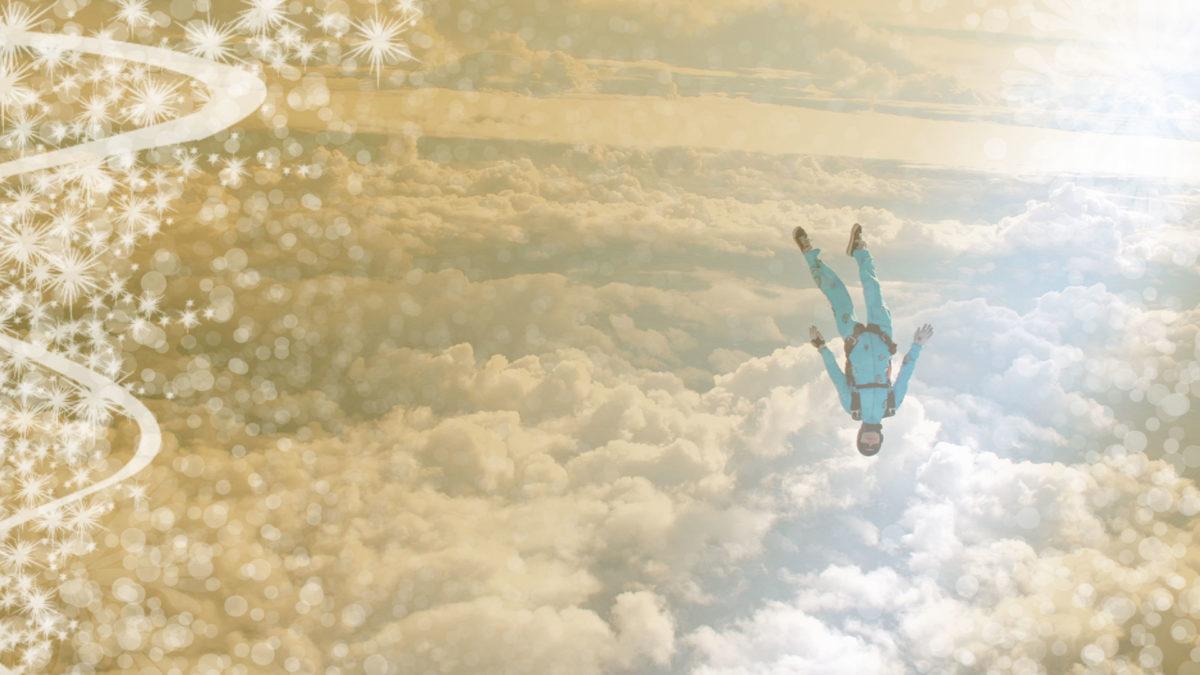 Offrez un saut en parachute pour Noël